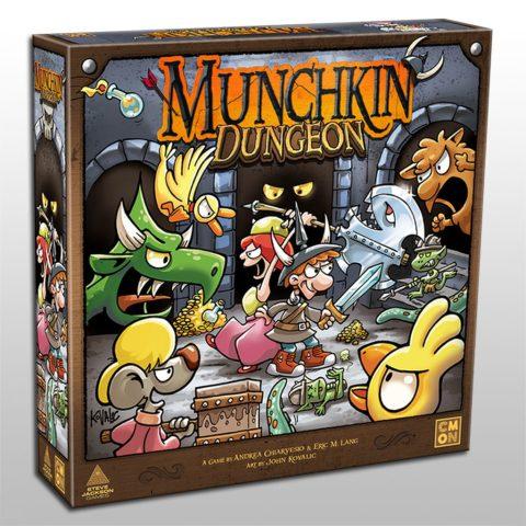 munchkin-dungeon