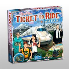Ticket-to-RIde-Japan & Italy
