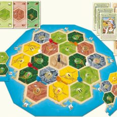 CATAN Family Edition contents 1