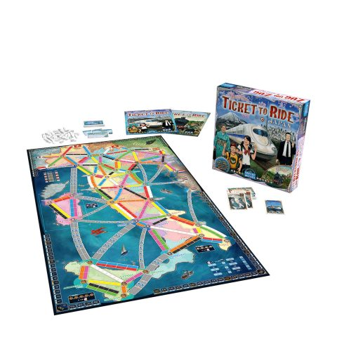 Ticket to Ride Italy